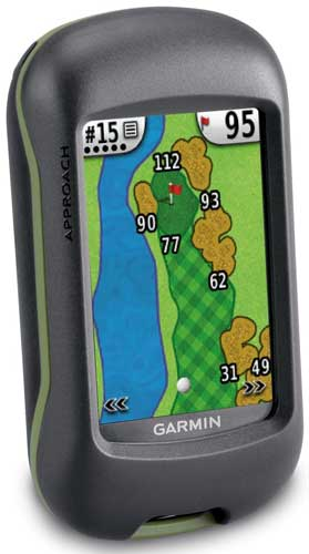 Garmin Approach G3 golf GPS device