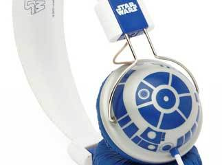 R2-D2 Headphones, Star Wars