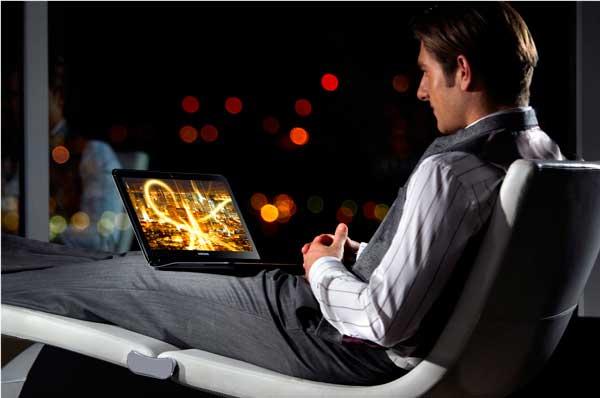 Samsung Series 9 laptop