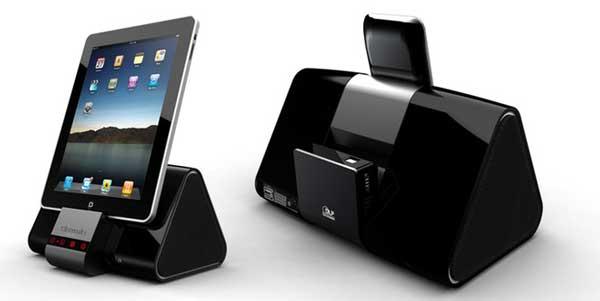 Cinemin Slice iPad dock