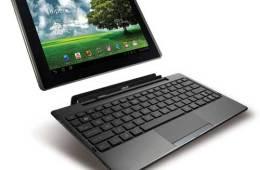 Asus Eee Pad Transformer tablet computer