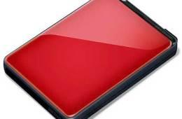 Buffalo MiniStation USB 3.0 portable hard drive