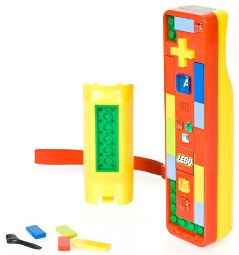 Lego Nintendo Wii controller