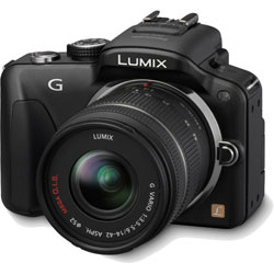 Panasonic Lumix DMC-G3 - black