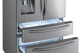 Samsung SRF801GDLS French Door refrigerator