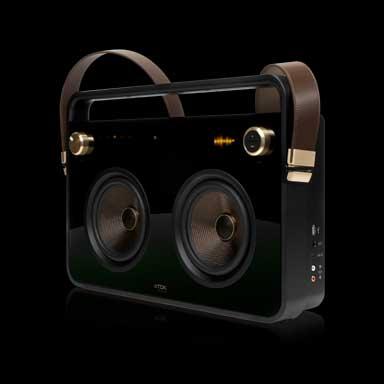 TDK 2 Speaker Boombox
