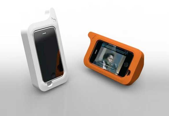Arkhippo iPhone 4 case