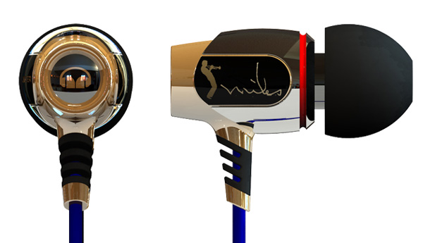 Miles Davis Tribute In-Ear Speakers / Earphones