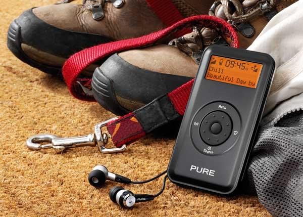 Pure Move 2500 digital radio lifestyle