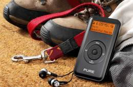 Pure Move 2500 digital radio lifestyle