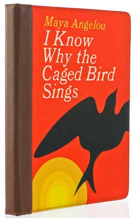 M-Edge Out of Print Jacket iPad cover, I Know Why The Caged Bird Sings