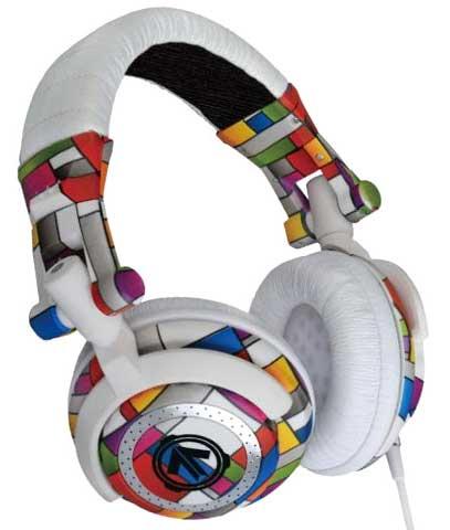 Aerial7 Tank Mondrian headphones