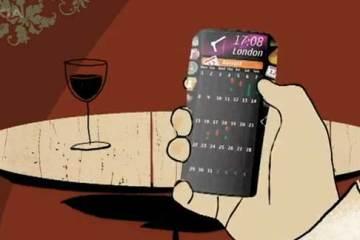 Nokia Gem concept phone