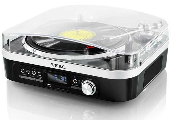 TEAC LPU190 turntable