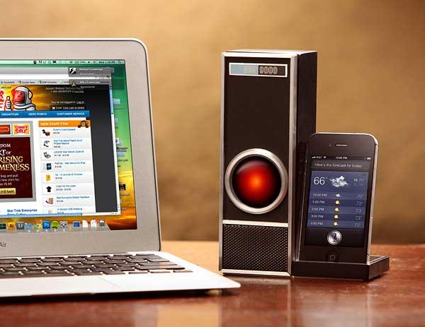 Iris 9000 iPod dock
