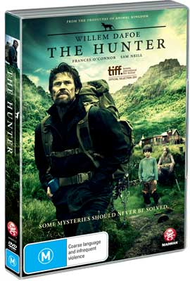 The Hunter DVD box