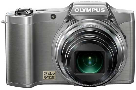 Olympus SZ-14 digital camera preview