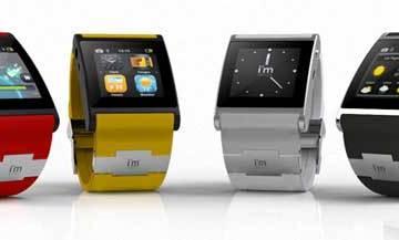 i'm watch, colour range