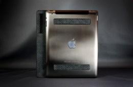 Cottin iPad makeover in nickelnoir