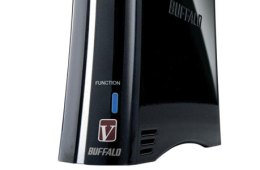 1TB Buffalo LinkStation closeup