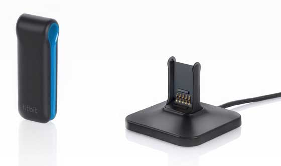 Fitbit and base station