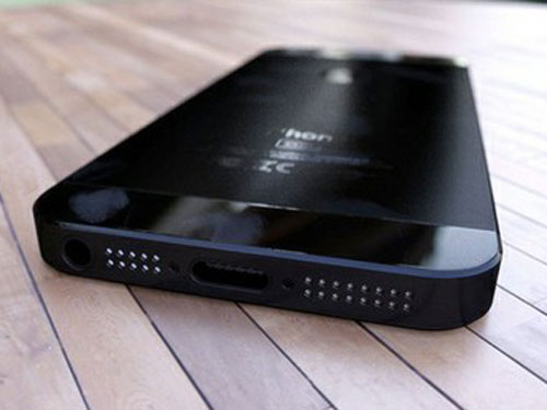 iPhone 5 leak? June 2012, back of phone