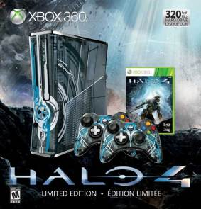 Xbox360-Halo4-Limited-Edition-console-poster