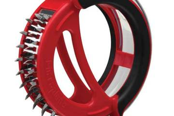Microplane Meat Tenderizer red