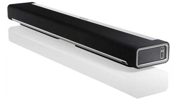 Sonos Playbar front angle