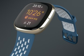 Fitbit Sense with sport band