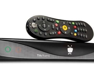 TiVo Roamio and remote control