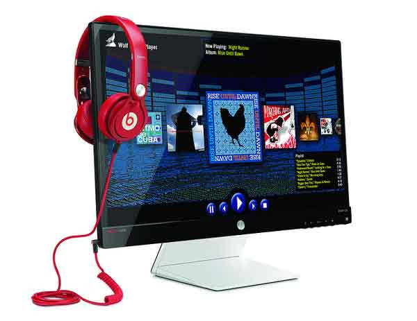 HP Envy Recline Beats version