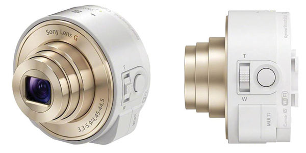 QX10 lens camera – where Sony and iPhone 5S rumours meet?