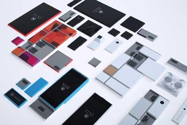 Motorola Ara concept designs