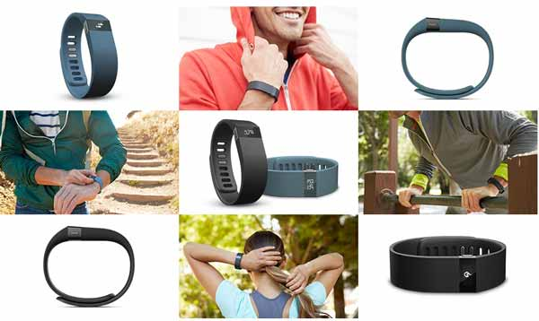 Fitbit Force collage