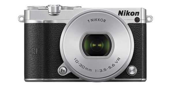 Nikon 1 J5 mirrorless camera weeks from release