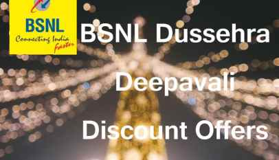 BSNL Dussehra Deepavali Offer