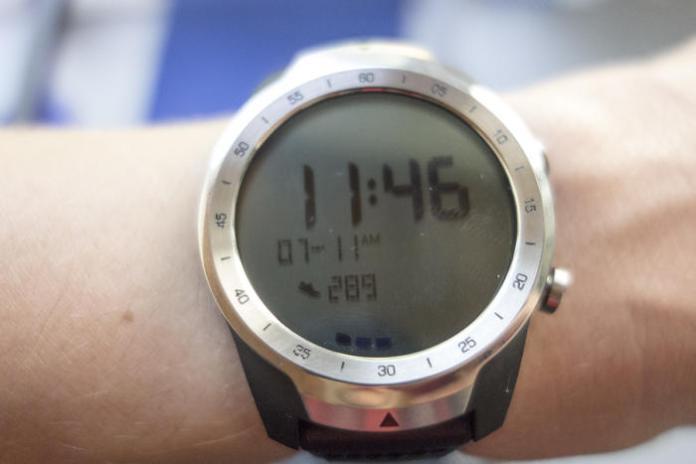 mobvoi ticwatch pro essential mode