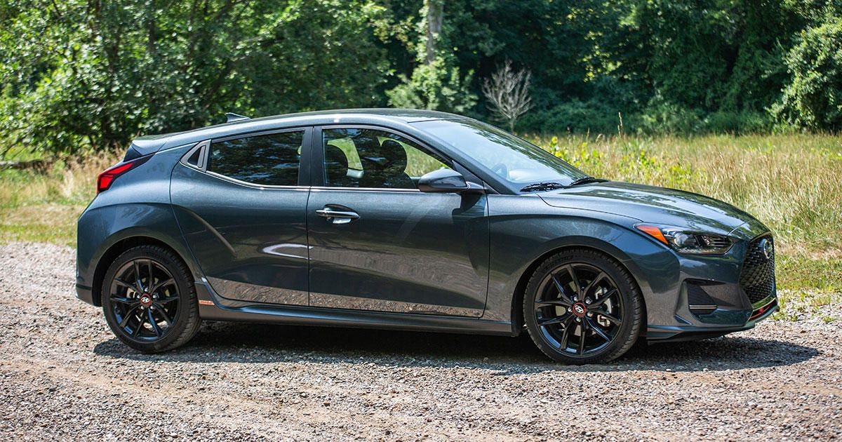 2019 Hyundai Veloster Turbo review: Fleet and fun in a practical