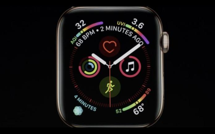 apple event watchface