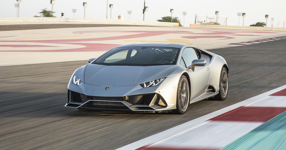 2019 Lamborghini Huracán Evo first drive review  Better in every way ... 5e8cf79bf