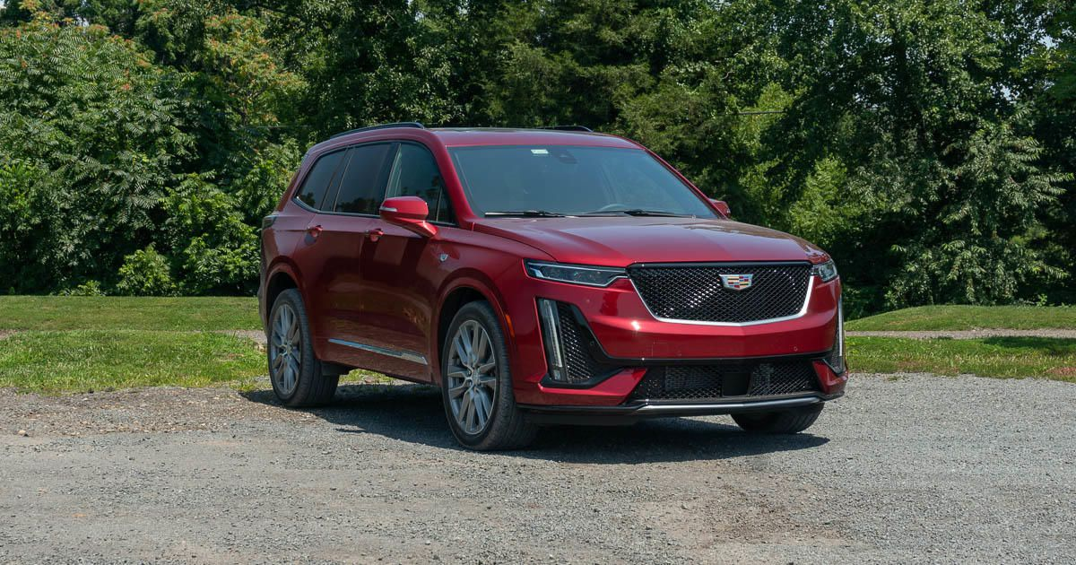 2020 Cadillac XT6: Design, Specs, Equipment, Price >> 2020 Cadillac Xt6 First Drive Review Sometimes More Is More