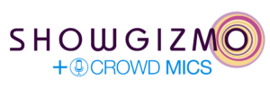 ShowGizmo+Crowd_Mics logo