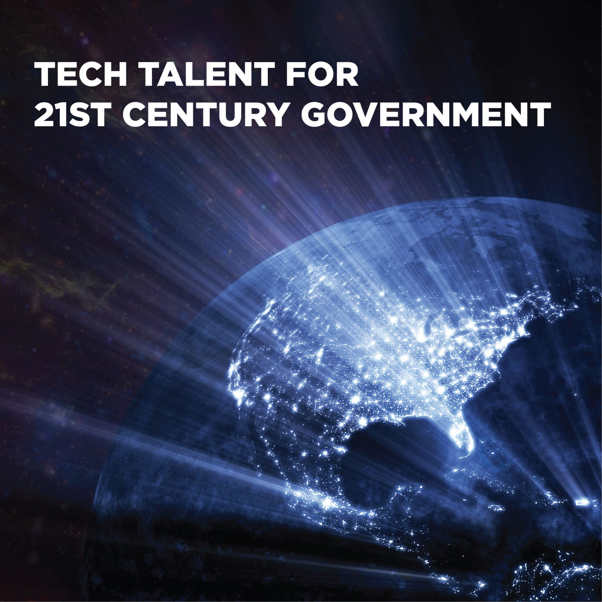 Tech Talent for 21st Century Government Cover