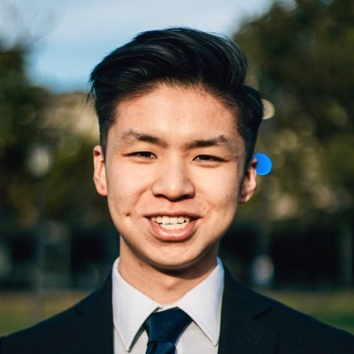 headshot of Daniel Zhao