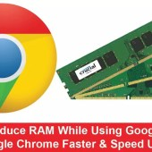 How To Reduce RAM While Using Google Chrome