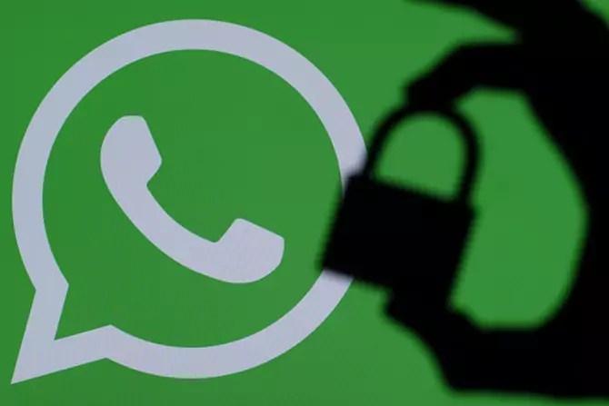 WhatsApp won't let you take the screenshot