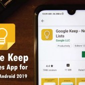 Google Keep – Best Notes app for iPhone and Android 2019