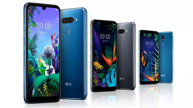 LG announces K40s and K50s with military grade durability