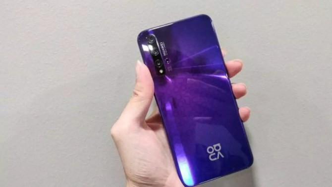 Huawei nova 5T, the exclusive mobile phone for young people (3)
